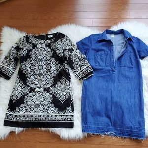 2 New Old Navy Dresses